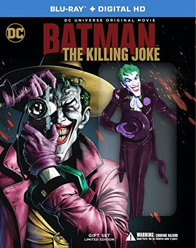 Batman: The Killing Joke (Includes Mini-figure)