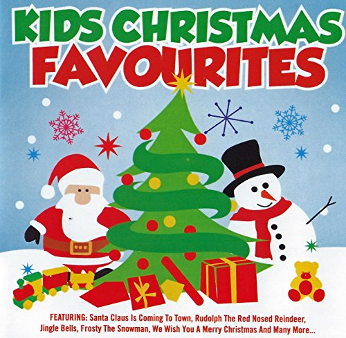 Various - Kids Christmas Favourites By Various