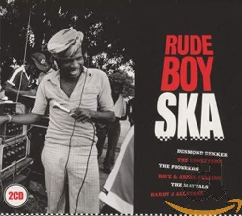 Various - Rude Boy Ska: Reggae's Original Boss Sound By Various