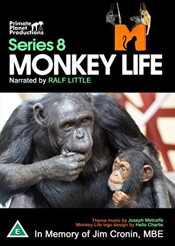 Monkey Life - Series 8 DVD - Primate Planet Productions