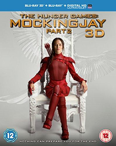 The Hunger Games: Mockingjay Part 2 (Blu-ray 3D + Blu-ray + UV Copy)