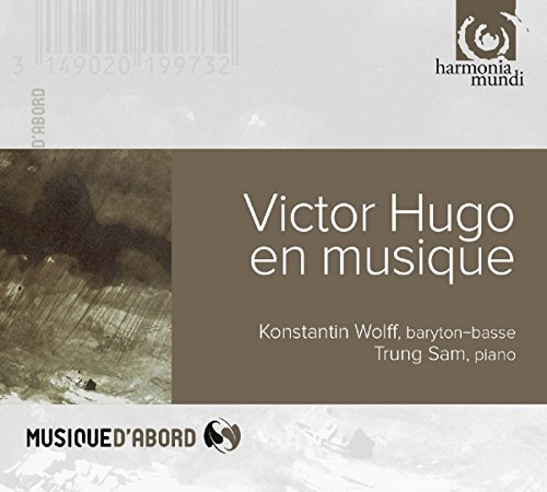 Trung Sam  - Victor Hugo In Music - French Songs