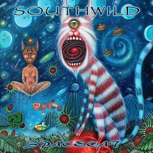 Southwild - Space Cat By Southwild