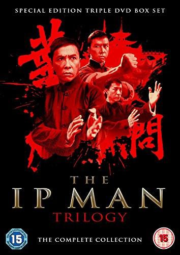 IP Man 1,2 & 3 Box Set