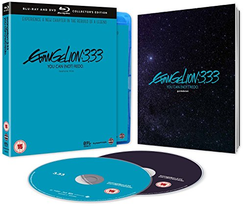 Evangelion 3.33 You Can (Not) Redo Collector's Edition Combo Pack