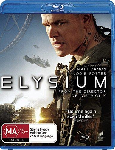 Elysium (Blu-ray/UV)