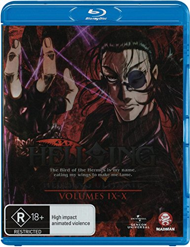Hellsing - Ultimate Collection 3 (Volumes IX - X)