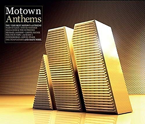 Motown Anthems By Various Artists
