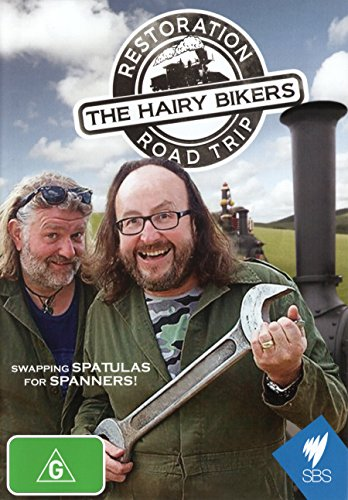 The Hairy Bikers: Restoration Road Trip