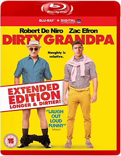 Dirty Grandpa: Extended Edition - Longer and Dirtier