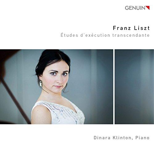 Dinara Klinton - Liszt:Etudes D'Execution By Dinara Klinton