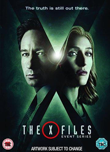 X-Files Season 10 DVD