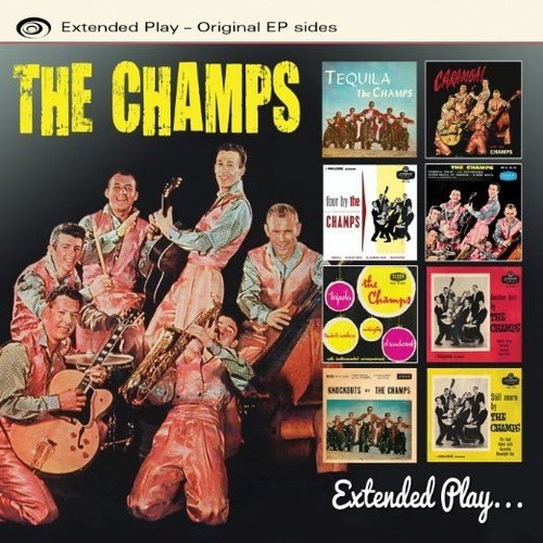 The Champs - Extended Play By The Champs