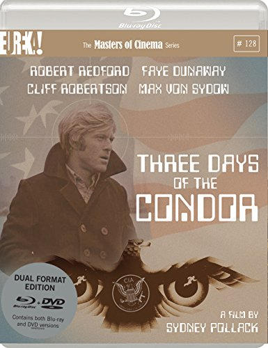 Three Days of the Condor (1975)  Dual Format (Blu-ray & DVD)