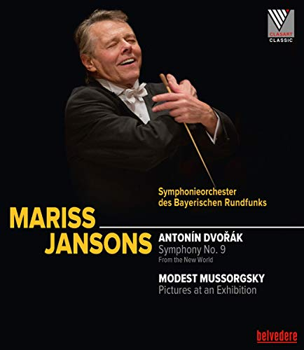 Dvorak: Symphony No. 9 'New World', Mussorgsky: Pictures at an Exhibition (Bavarian Radio Orchestra/