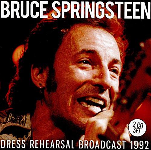 Bruce Springsteen - Bruce Springsteen's Dress Rehearsal Broadcast 1992 REMASTERED + Bonus Interviews By Bruce Springsteen