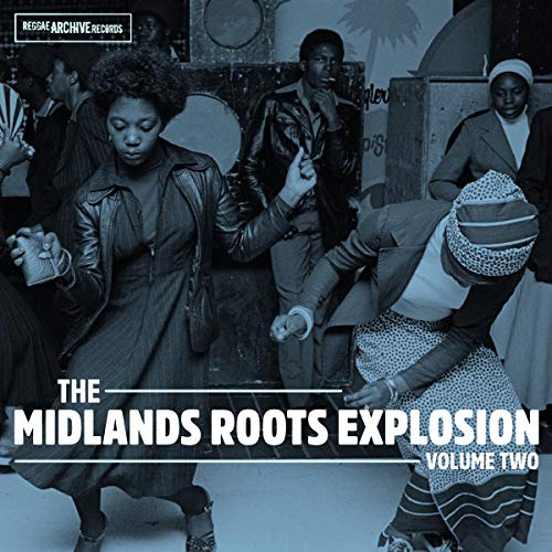 Various Artists - The Midlands Roots Explosion Volume 2 By Various Artists