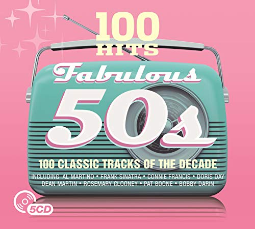 Various Artists - 100 Hits - Fabulous 50s By Various Artists