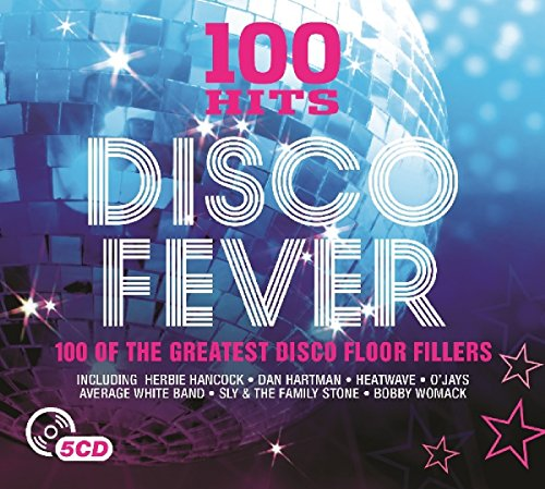 Various Artists - 100 Hits Disco Fever By Various Artists