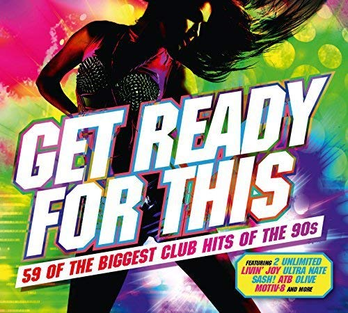 Various Artists - Get Ready For This