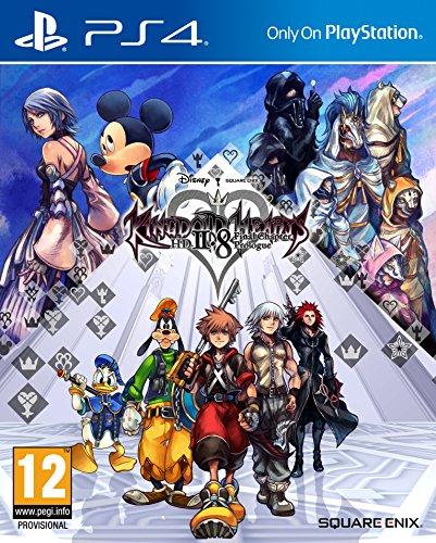 Kingdom Hearts HD 2.8 (PS4)