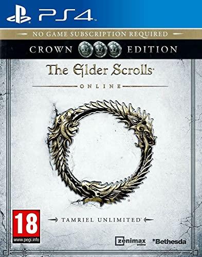 The Elder Scrolls Online - Crown Edition (Tamriel Unlimited) PS4