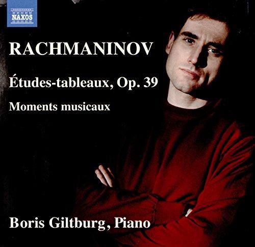 Boris Giltburg - Rachmaninov:Etudes-Tableaux By Boris Giltburg
