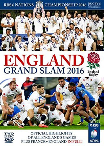 RBS Six Nations Championship 2016 - England Grand Slam