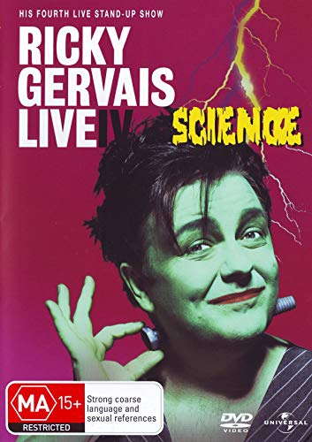 Ricky Gervais Live 4 Science