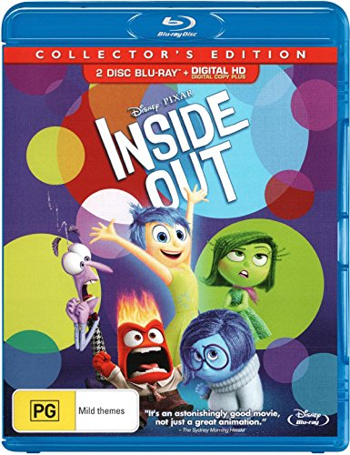 Inside Out (Blu-ray/Digital Copy) (Collector's Edition)
