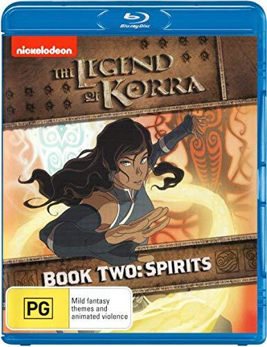 The Legend of Korra: Book 2: Spirits