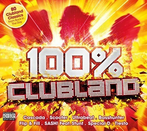 100% Clubland By Various Artists