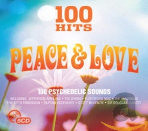 Various Artists - 100 Hits - Peace & Love By Various Artists