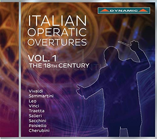 Various - Italian Operatic Overtures 1 By Various