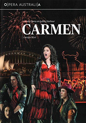 Opera Australia Carmen Filmed Live on Sydney Harbour