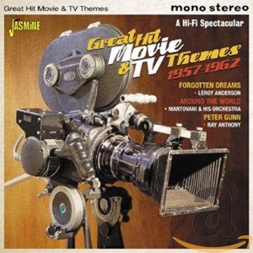 Various Artists - Great Hit Movie & TV Themes 1957-1962 By Various Artists