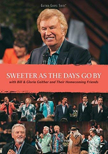 Sweeter As The Days Go By DVD