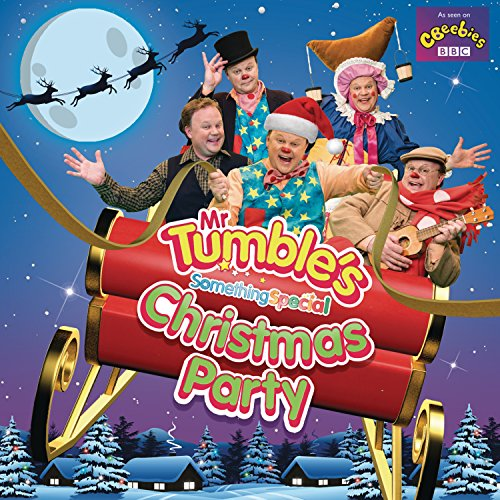 Mr Tumble's Christmas Party By Mr Tumble