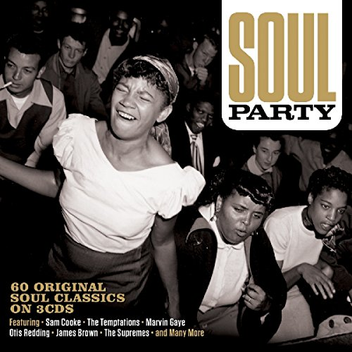 Various Artists - Soul Party By Various Artists