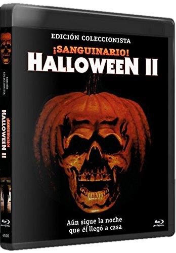 Halloween II ¡Sanguinario! BD Edición Especial 1981 Halloween 2 (Spain Import, see details for langu