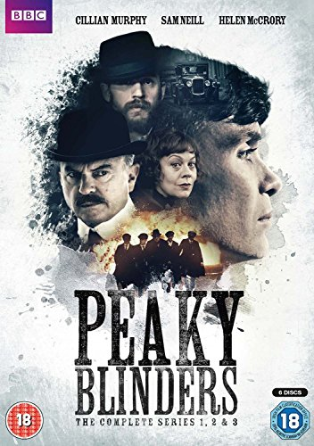 Peaky Blinders: The Complete Series 1-3