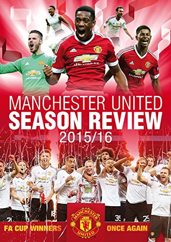 Manchester United Season Review 2015/16