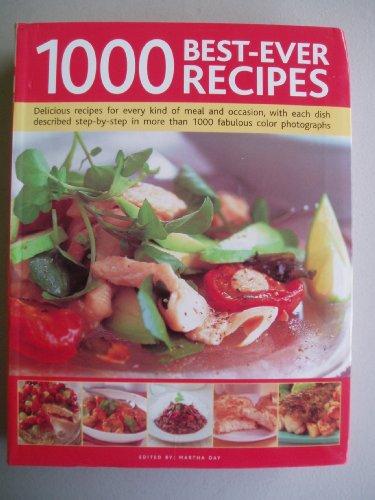 1000 Best-Ever Recipes (2009-05-04)