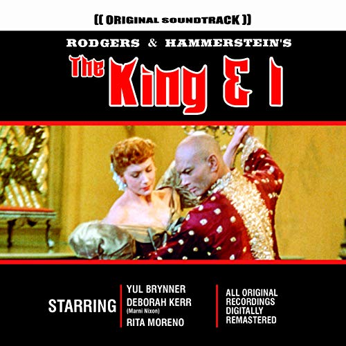 Rodgers & Hammerstein - The King and I - Original Motion Picture Soundtrack By Rodgers & Hammerstein