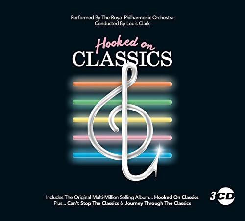 Royal Philharmonic Orchestra - Hooked on Classics - Royal Philharmonic Orchestra By Royal Philharmonic Orchestra