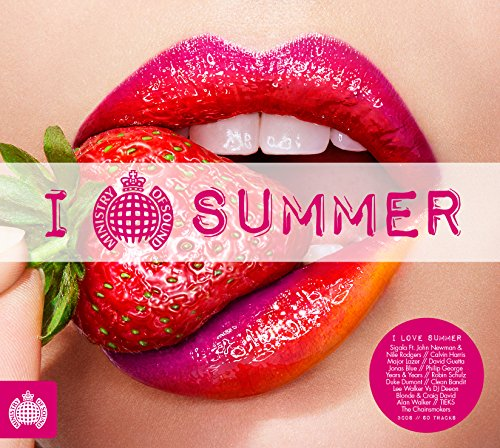 Various Artists - I Love Summer By Various Artists