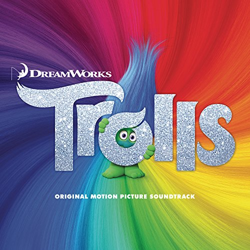 Motion Picture Cast Recording - Trolls By Motion Picture Cast Recording