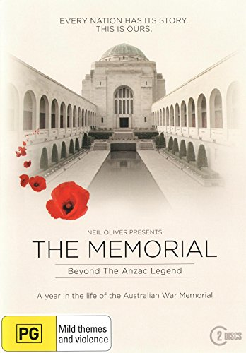 The Memorial Beyond the Anzac Legend