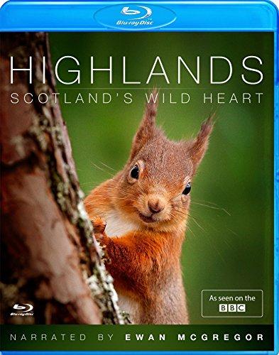 Highlands: Scotland's Wild Heart Blu-ray