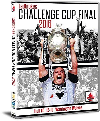 Ladbrokes Challenge Cup Final: 2016